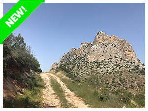 Hike around Pentadactylos and Kythrea